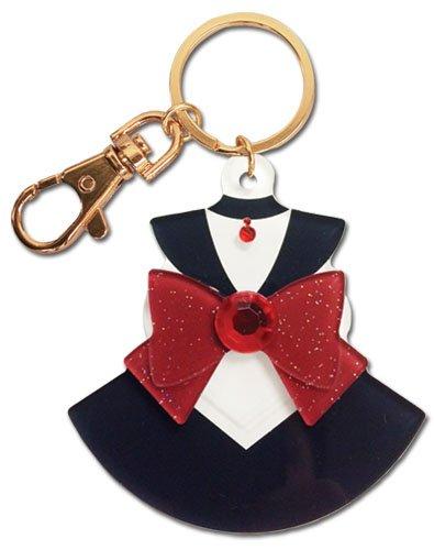 Sailor Pluto Costume Amazon (Great Eastern Entertainment Sailor Moon - Sailor Pluto Costume Acrylic Keychain)