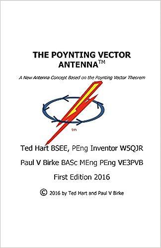 The Poynting Vector Antenna: Amazon.es: Hart, Ted, Birke ...
