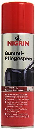 Nigrin 74056 Gummi-Pflegespray 300 ml