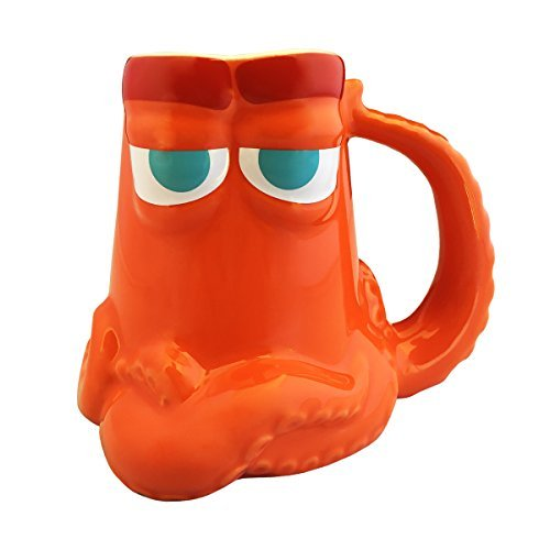 Disney Parks Finding Dory Hank the Octopus Mug
