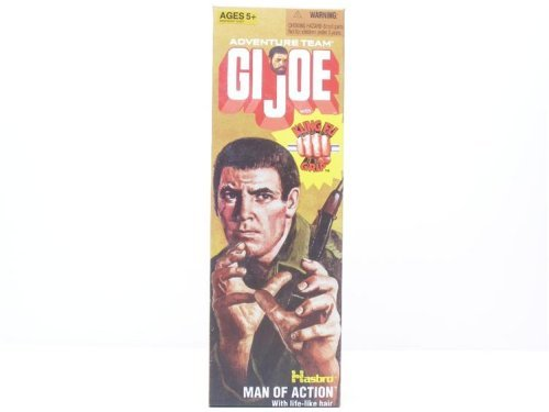 GI Joe Adventure Team - Man of Action (with Kung Fu Grip) 12