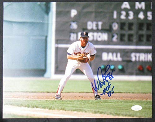 Wade Boggs Autographed Photograph - 11x14 DD14348 - JSA Certified - Autographed MLB Photos