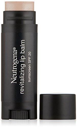 Neutrogena Revitalizing Lip Balm SPF 20, Sheer Shimmer 10, .15 - Care Loreal Lip