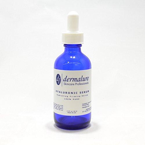 Hyaluronic Acid Serum 100% - Calming & Firming Moisturizer 2
