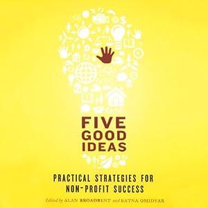 Five Good Ideas Audiobook