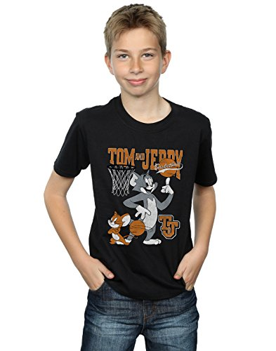 And Spinning baloncesto Jerry de Boy Absolute negra Cult de Camiseta Tom nCaZP0qx