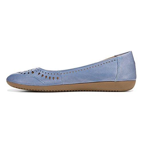 Naturalizer Estrechos Kana Piel Planos Mujer Zapatos B77SZxq0w