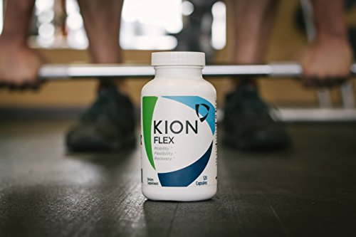 Kion Flex | Supports Joint Comfort, Mobility & Flexibility, and Bone Health | Contains Glucosamine, Chondroitin, Cherry Juice, Ginger, Turmeric, Goat Milk Whey, and More | 30 Servings by Kion (Image #3)