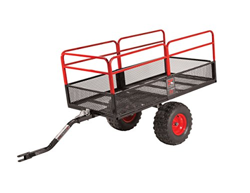 Yutrax TX160 High Gear S2 ATV Utility Trailer - For Off-Road Use