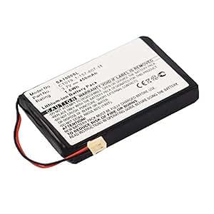 Batería para Sony NW-A1000 NW-A1200 (450mAh) CT019,1-157-607-11