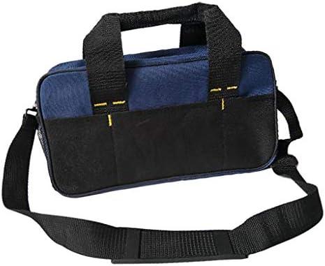 Generic ツールバッグ 道具袋 工具袋 電気工事 工具差し 工具入れ 電動工具 オーガナイザー 工具バッグ