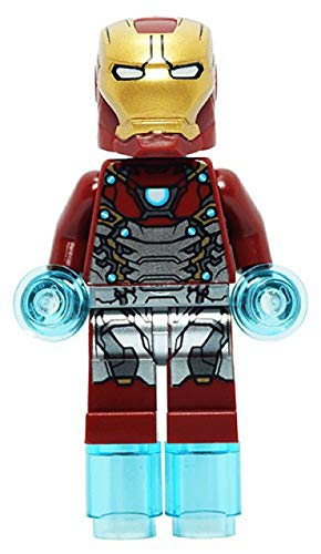 LEGO Iron Man Mark 47 Armor Minifigure
