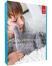 Adobe Photoshop Elements 2020 | Professional | 1 Appareil | Perpétuel | PC | Mac | Android etc | Disque