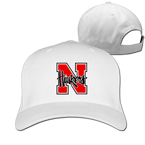 Nebraska Huskers Logo Women's Cap Boys Good - Nebraska Huskers Hard Hat