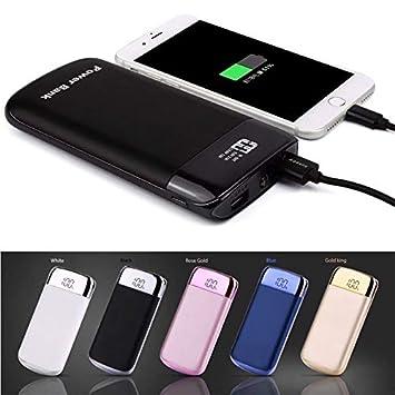 Cargador de batería Externo del Banco portátil del Poder ...