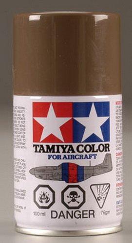 Tamiya Aircraft Spray Lacquer Paint AS-22 Dark Earth