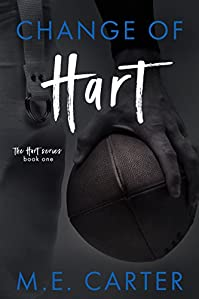 Change Of Hart by ME Carter ebook deal
