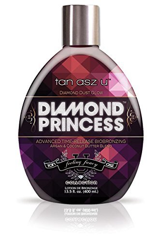 Tan Asz U DIAMOND PRINCESS Time-Release BioBronzer - 13.5 oz