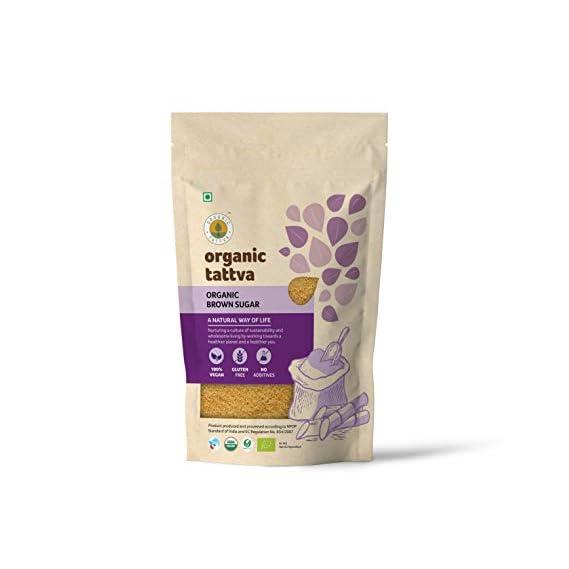 Organic Tattva Brown Sugar, 1kg