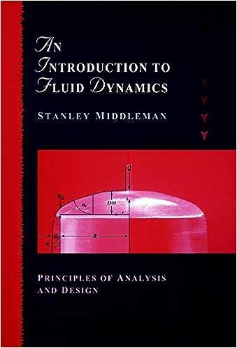 middleman fluid dynamics solution