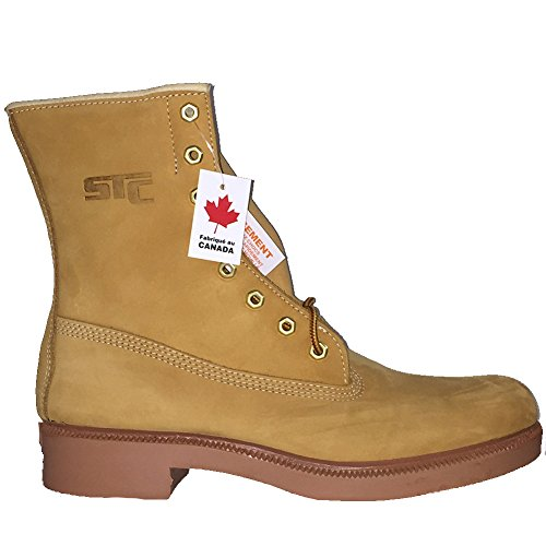 Canadian Work Boots Wheat 7701