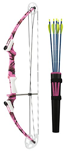 Archery set for girls