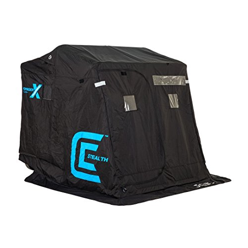 Voyager X Thermal Stealth - 2 Man w/Grey Sled & Deluxe Seats