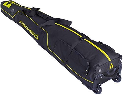 Fischer Kayak çantası 2 çift Alpine Race Wheels 195 cm 2 çift kayak +  ayakkabı: Amazon.com.tr