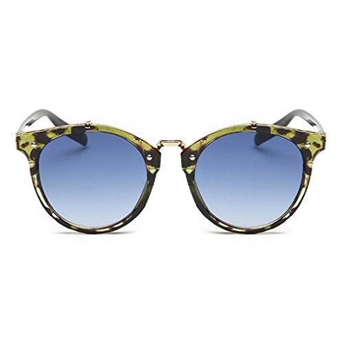Eyeglass Frames Virginia Beach : G&T European Mens Womens Fashion Polarized Colorful Lens ...