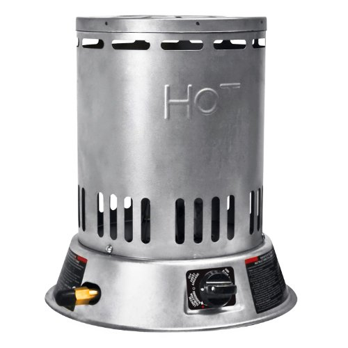 Heat Your Home with This Great Heater! Will Heat up 600 Sqft! Dyna-glo Delux Propane Convection Heater - 15k-25k Btu.