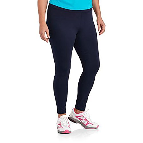 Danskin Womens Plus Size Dri More Leggings