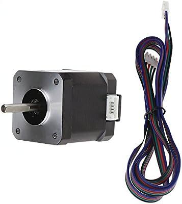 ENET 59 Ncm Nema 17 Motor Paso a Paso 1 m Cable Impresora 3D ...