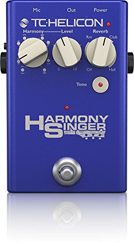 TC Helicon Harmony Singer 2 Vocal Effects Processor 996371001