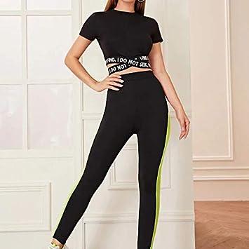 Meixhes Pantalones de Yoga para Mujer, Correr Pocket Yoga ...