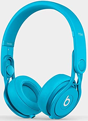 Beats Light Blue Mixr DJ On-Ear Headphones