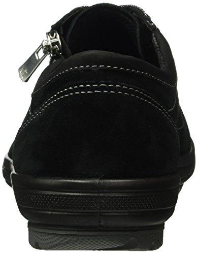 Legero Damen Tanaro 700818 Sneaker Schwarz (SCHWARZ 00)