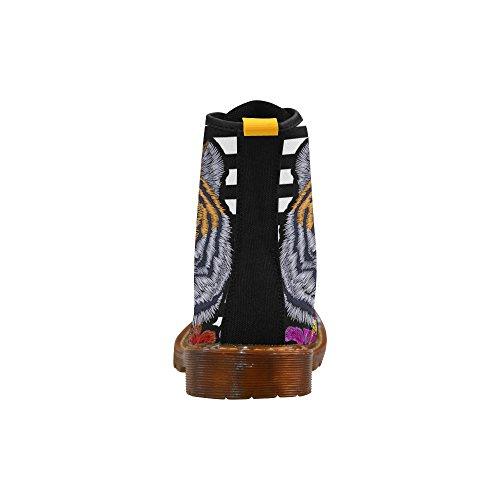 Zapatos D-story Moda Con Cordones Martin Botas For Hombres Multicoloured19