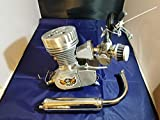 80CC Bicycle Engine Kit, G2 Reed Valve, Grubee