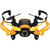 Goolsky 512W Mini FPV Drone with Wifi Camera Live Video Headless Mode Gravity Induction 2.4GHz 4 Chanel 6 Axis Gyro RC Quadcopter G-Sensor Selfie RTF