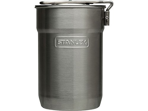 Price comparison product image Stanley 0.71Litre Adventure Camp Cook Set, Green/ Silver