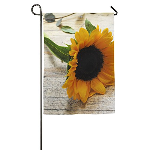 WYIZYIQA Sunflower Garden Flag Yard Decorations Flag For Out