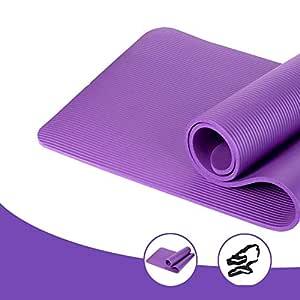 GGZZLL Yoga tappeto maschio Danza pratica coperta casa ...