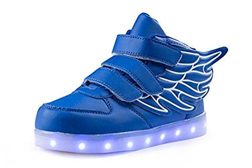 液化する束音楽を聴く発光シューズ スニーカー 光る靴 USB充電 スニーカー ハイカット スポーツシューズ LEDシューズ 光るシューズ LED靴 レディース メンズ キラキラ 男女兼用