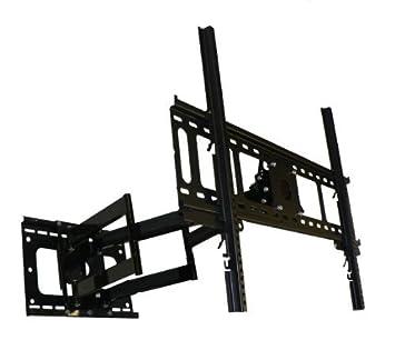 Unibrak UNB 550 Dual Arm Articulating Cantilever LCD Plasma LED LFD TV Wall  Mount Extends 33. Amazon com  Unibrak UNB 550 Dual Arm Articulating Cantilever LCD