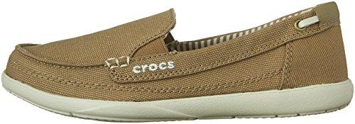 9d0dd2202c1 crocs Women s Walu Canvas Loafer - Import It All