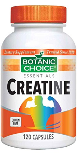 Botanic Choice Creatine, 120 Capsules For Sale