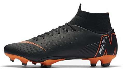 w FG 081 Superfly de Pro Deporte NIKE Orange Adulto Unisex 6 Multicolor Zapatillas Black Total twBqdq6TO