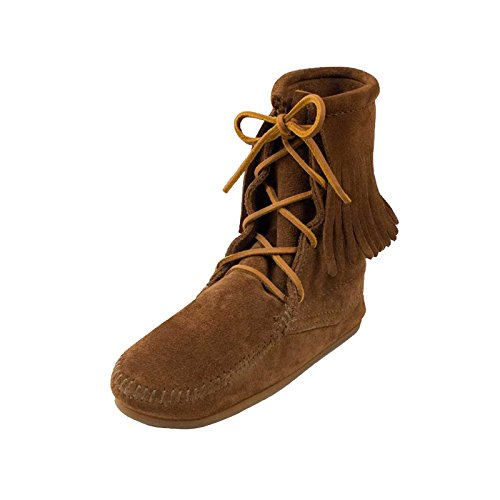 Minnetonka Moccasin Tramper Dusty Brown