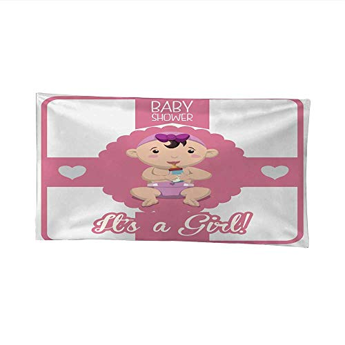 (Nicely Hippy Tapestries Baby Shower Invitation card8 BTS Tapestries 84W x 54L)
