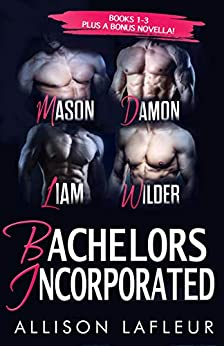 Bachelors Incorporated Box Set Wilder ebook product image